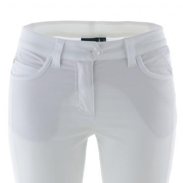Pantaloncino Donna SCAVESSO 53466 BIANCO Chervò