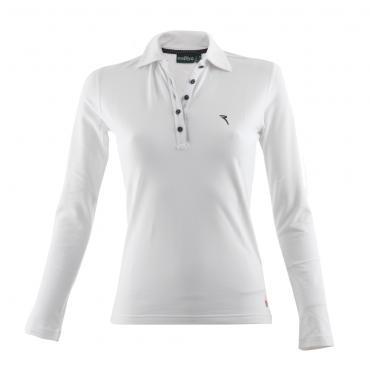 Poloshirt Damen APACE 55074 WHITE Chervò