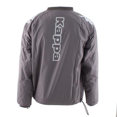 Kappa Rain Jacket  Siena GREY Tifoshop