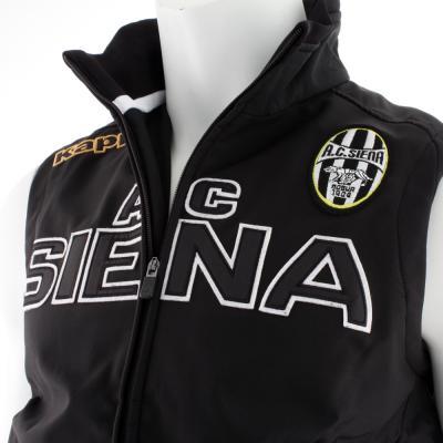 Kappa Sleeveless Vest  Siena BLACK Tifoshop
