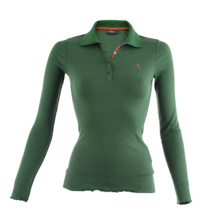 Polo Woman ASTIR 55069 GREEN EUCALIPTO Chervò