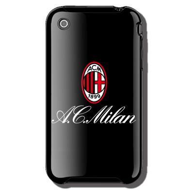 Ubikui Cover Iphone 3  Milan Unisex BLACK