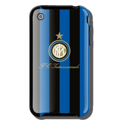 Ubikui Cover Iphone 3  Inter Unisexmode BLACK/BLUE