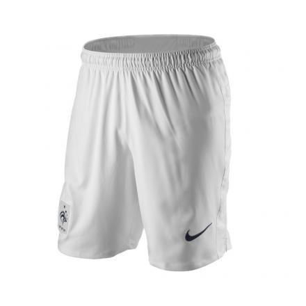 Nike Game Shorts  France   12/13 FOOTBALL WHITE/OBSIDIAN