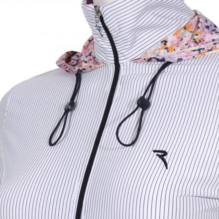 Sweatshirt Woman PITUS 55354 Black / White Chervò