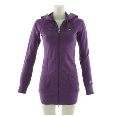 Nike Sweatshirt  Damenmode CLUB PURPLE