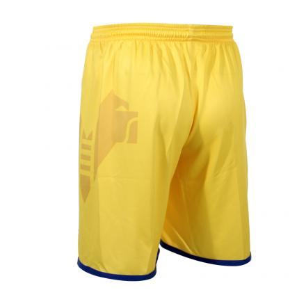 Asics Game Shorts Away Verona   12/13 YELLOW/NAVY Tifoshop
