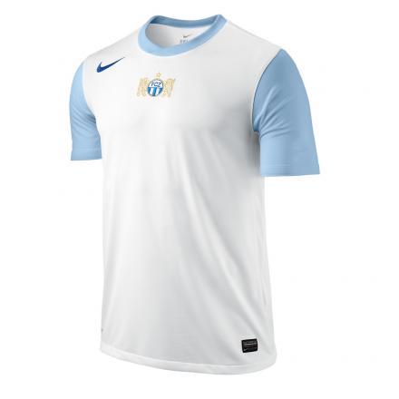 Nike Maglia Gara Home Fc Zurigo   12/13 BIANCO