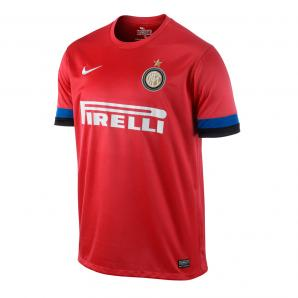 INTER AWAY REPLIC JERSEY SHORT SLEEVE