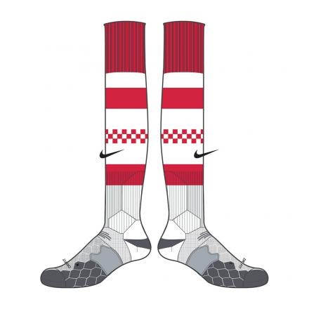 Nike Chaussettes De Course Home Psv Eindhoven   12/13 RED