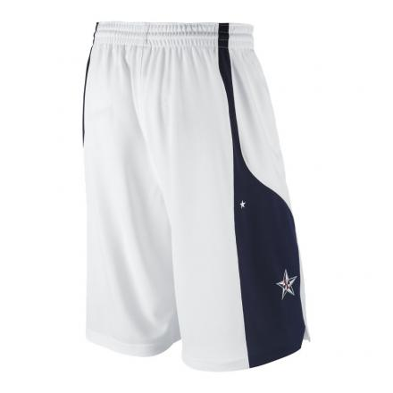 Nike Shorts  Usa   12/13 WHITE Tifoshop