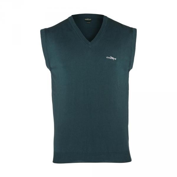 Vest Man NICONICO 55828 GREEN Chervò