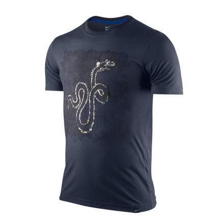 Nike T-shirt Freizeit Inter NAVY