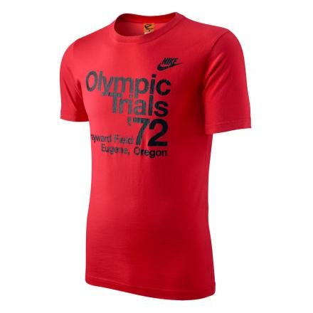 Nike T-shirt Short Sleeves RED