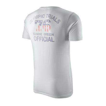 Nike T-shirt Manche Courte WHITE Tifoshop