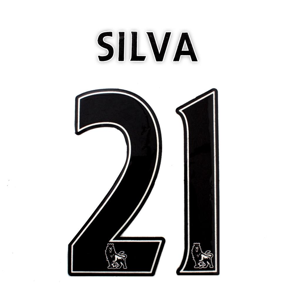 Sporting Id Inscription Et Numéro Officiel  Manchester City
