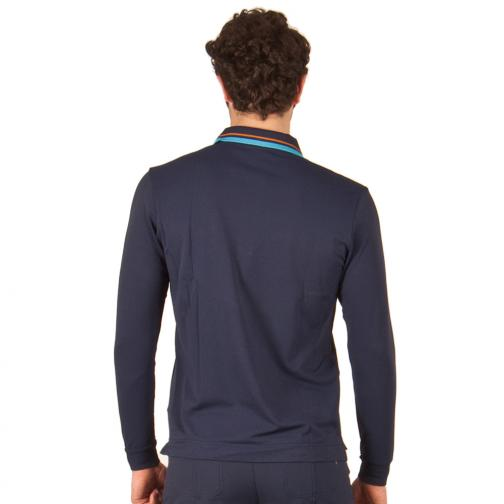 Polo Homme ANT 55813 Cosmo Blue Chervò