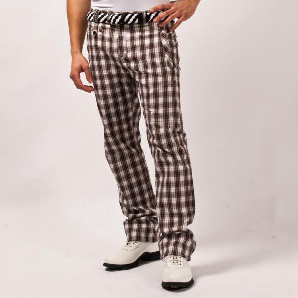 Pantalone Uomo SOPE 55806 Fantasia a Quadri Chervò