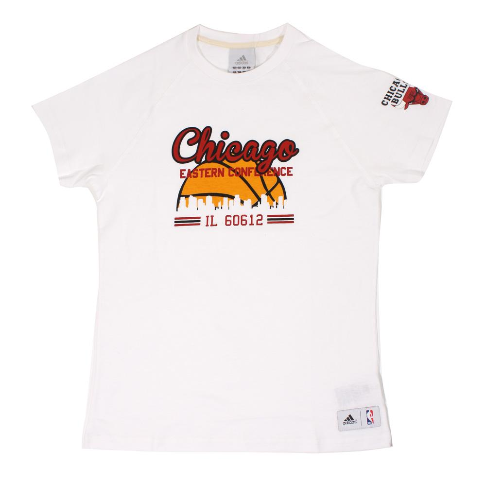 Adidas T-shirt  Chicago Bulls Juniormode