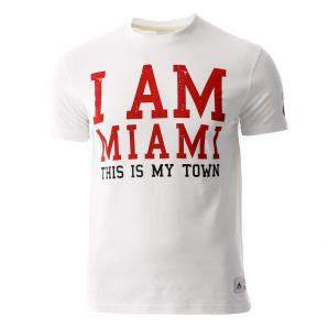 Adidas T-shirt  Miami Heat