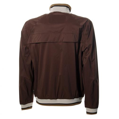 Jacket Man MILNEASAN 55986 Brown Africa Chervò