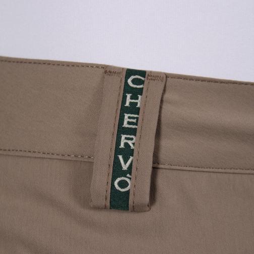 Hose Herren SANPAOLO 56058 green savannah Chervò