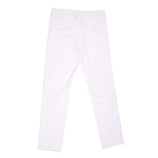 Pantalone Uomo SASSOLUNGO 56018 Bianco Chervò