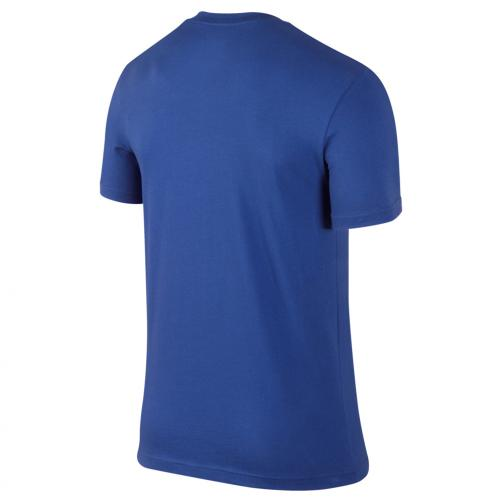 Nike T-shirt Tempo Libero Inter Nero e Royal Tifoshop