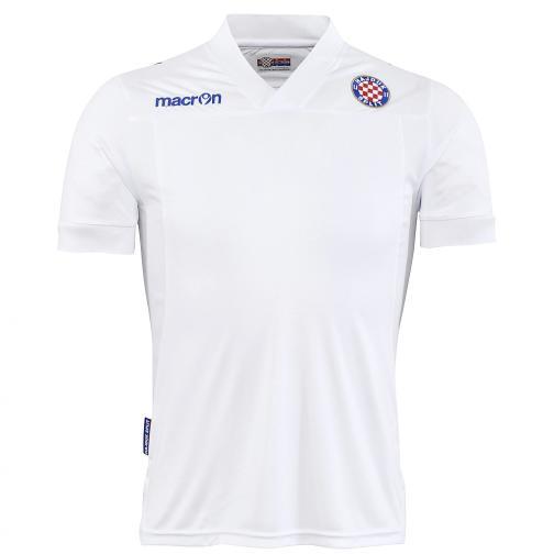 Macron Maillot De Match Home Hajduk Spalato   13/14 WHITE