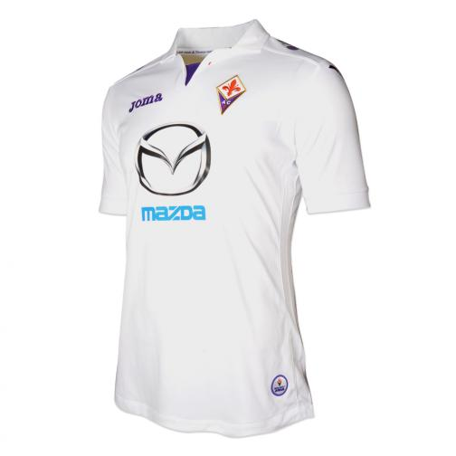 Joma Maillot De Match Away Fiorentina   13/14 White