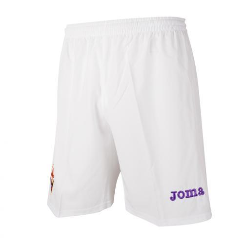 Joma Shorts De Course Away Fiorentina   13/14 WHITE