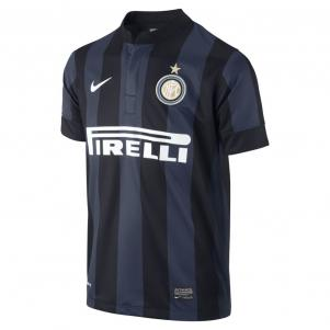 Nike Maglia Gara Home Inter Junior  13/14