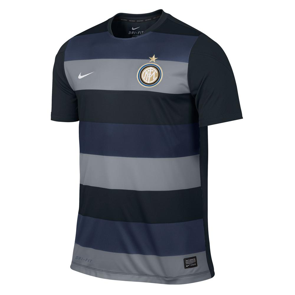 Nike Maillot Prematch Inter