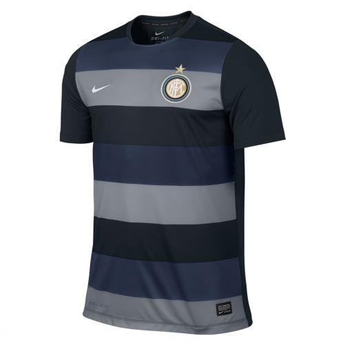Nike Maillot Prematch Inter BLACK/WHITE