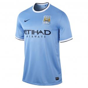 Manchester City SS HOME reply jersey