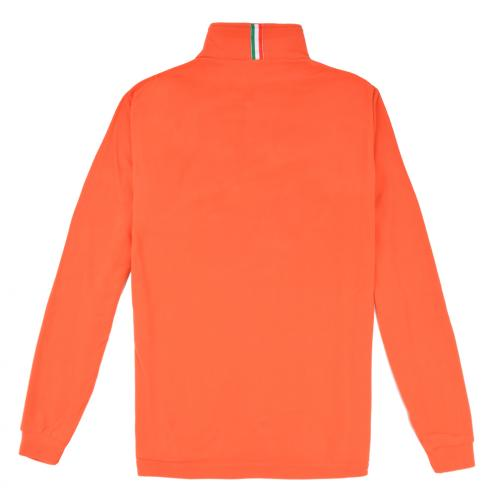 Polo Man ABISSO 56326 Orange Ember Chervò