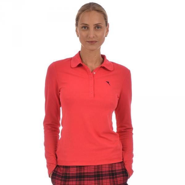 Polo Femme ASTOLFA 56374 Purple Raspberry Chervò