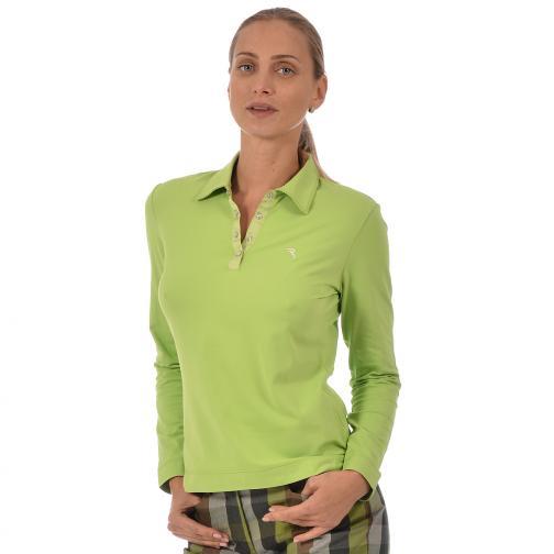 Polo Donna AXES 56294 Verde Pistacchio Chervò