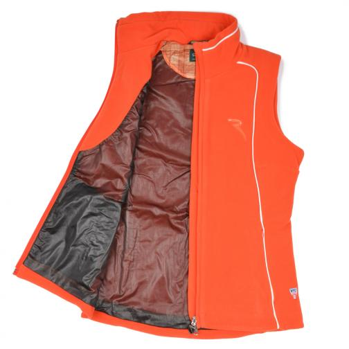 Gilet Damen ERMINIO 56246 Orange Ember Chervò