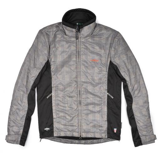 Veste Homme MIRIAMO 56224 Grey And Black (Checks) Chervò