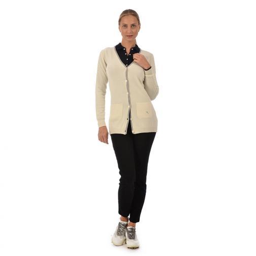 Maglione Donna NORCINO 56388 Panna Chervò