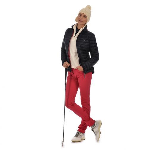 Pant Woman SISAR 56337 Purple Raspberry Chervò