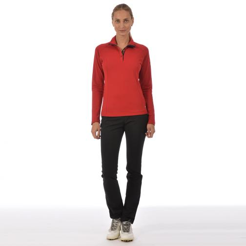 Turtleneck Woman TROOPER 56292 Red Vulcan Chervò
