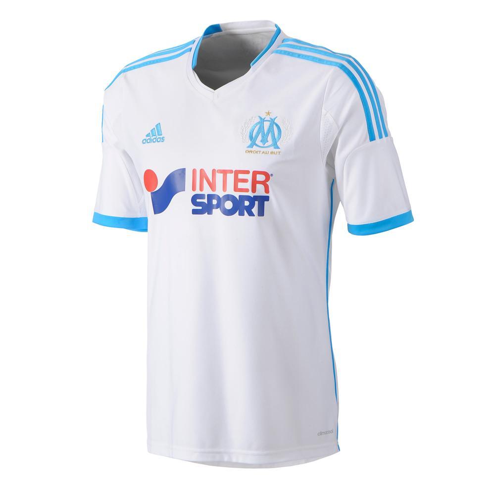 Adidas Maillot De Match Home Olympique Marseille   13/14
