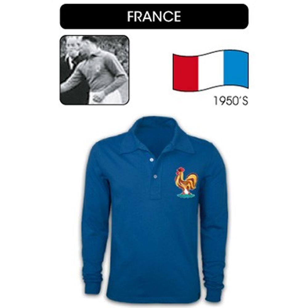Copa Vintage Jersey  France   1950
