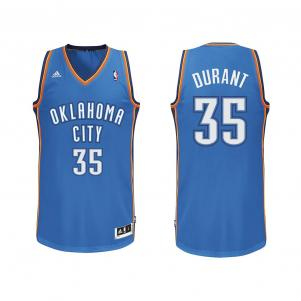 JERSEY - 35 KEVIN DURANT