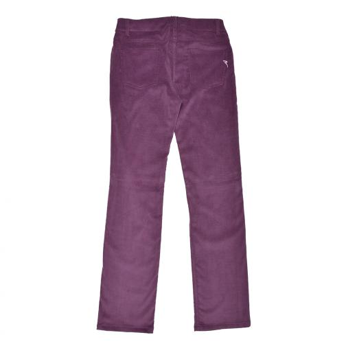Pantalon Femme SOFIOLO H37NG PURPLE Chervò