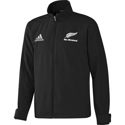 Adidas Giacca Tempo Libero All Blacks Nero