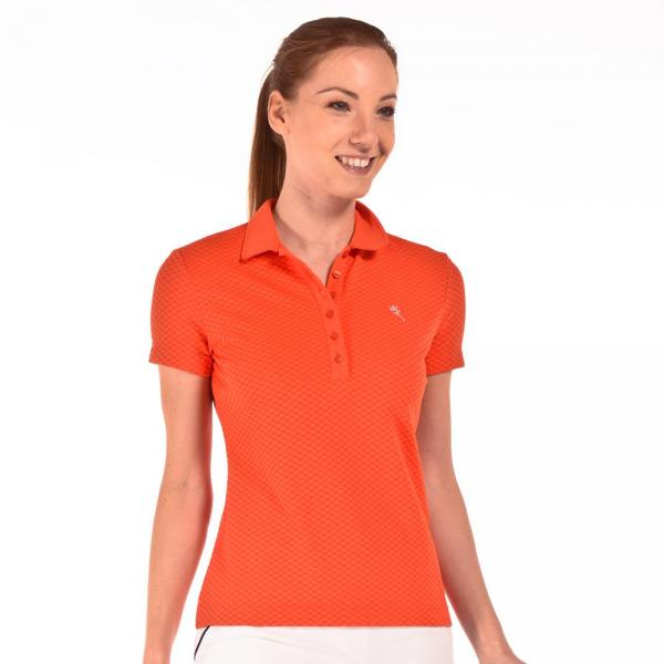 Polo Woman AMOR 56436 Orange Chervò