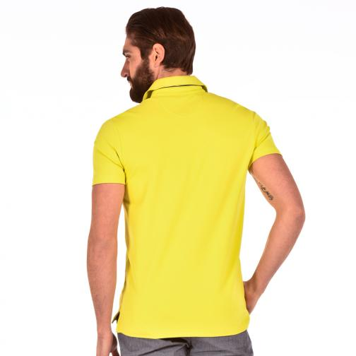 Polo Man ASOLA 56430 Lime Chervò